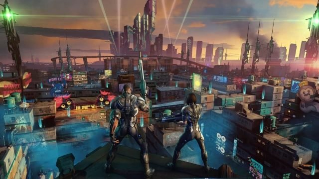 Crackdown 3 System Requirements, February 2019 Games