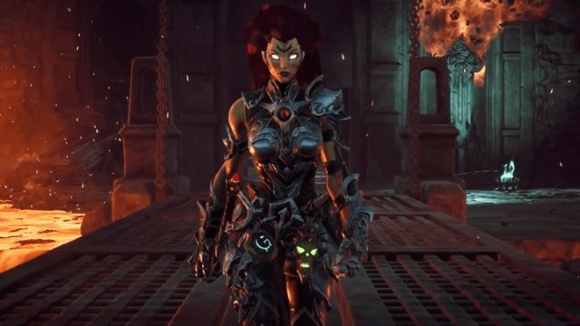 Darksiders 3 Abyssal Armor - How to Get it - GameRevolution