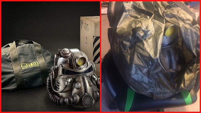 Fallout 76 Collector's Edition Bag