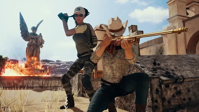 Pubg Wallpaper Ps4: PUBG PS4 Release Date Listed On Amazon