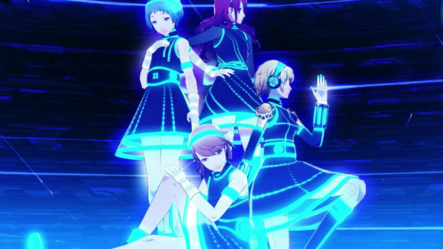 Persona 3 Dancing Girls