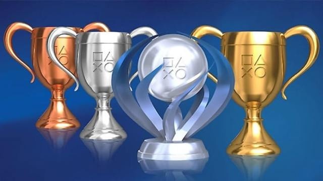 Psn Trophäen Level