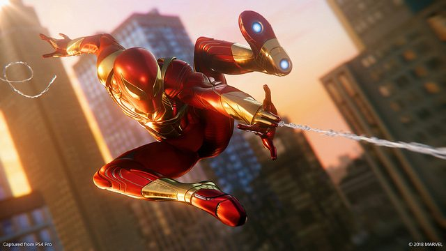 Spider-Man Turf Wars DLC Suits Iron Spider