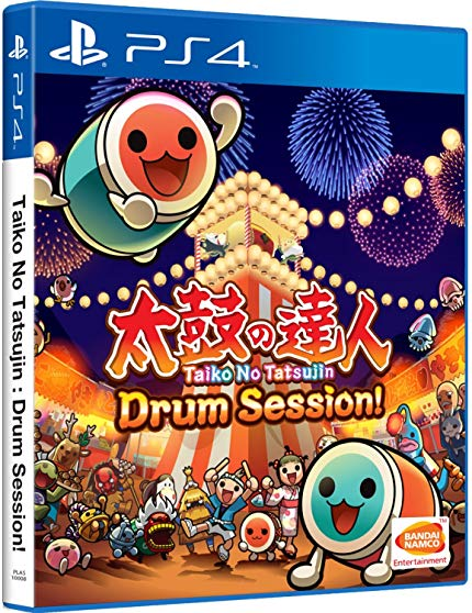 Box art - Taiko no Tatsujin Drum Session
