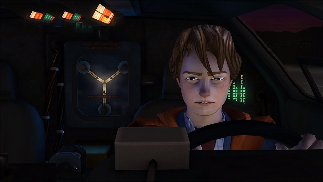 Telltale Games delisted from Steam include Back to the Future.