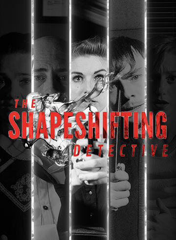 Box art - The Shapeshifting Detective Review – Shoot for The Moon
