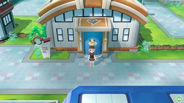 Pokemon Let's Go Gym 2 - Cerulean City cerulean gym