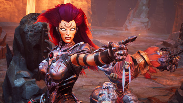 Darksiders 3 Review - Dark Soulless - GameRevolution