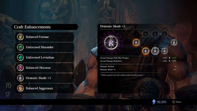 Darksiders 3 Enhancements Guide