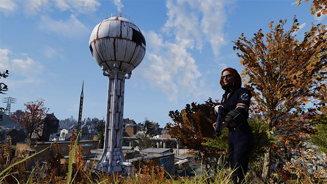 Fallout 76 and 2018's Exhaustive Quest to Make Endless Games