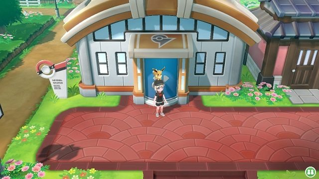 Pokemon Let's Go Gym 5 - Fuchsia City fuschia gym