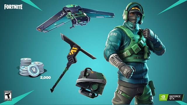 Nvidia Fortnite Promotion Gives Graphics Card Buyers V Bucks And