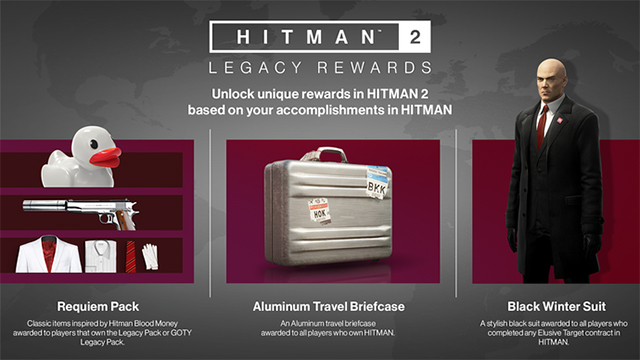 Hitman 2 - How to Unlock Hitman 1 Missions - GameRevolution