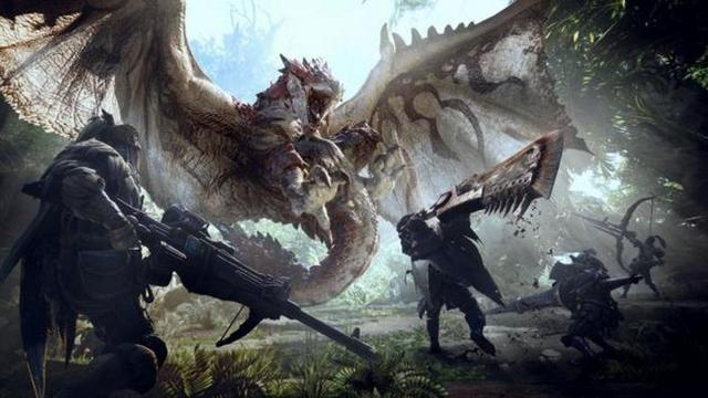 Monster Hunter Movie S First Images Revealed
