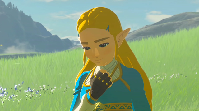 Why the Next Zelda Game Should Have Zelda as the Hero