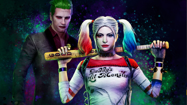 Pubg Harley Quinn And Joker Skins Out Now Cost Up To 25
