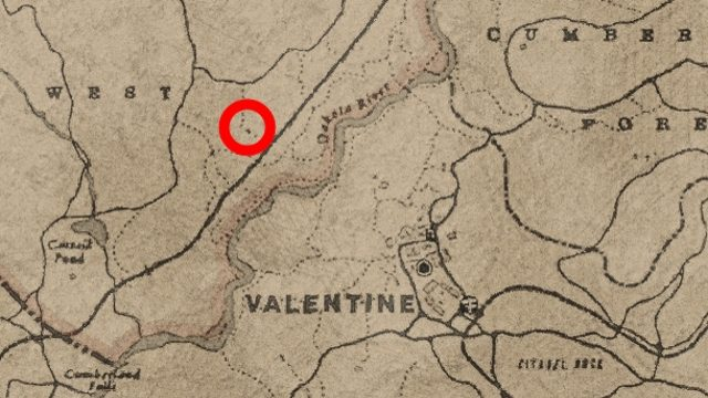 book of dead locations