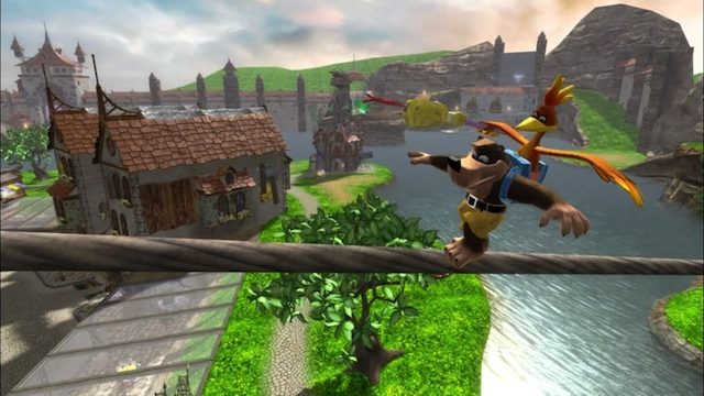 banjo-kazooie nuts & bolts yooka-laylee and the impossible lair
