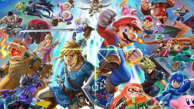 Super Smash Bros Director Explains How Characters are Chosen, December 2018 Games