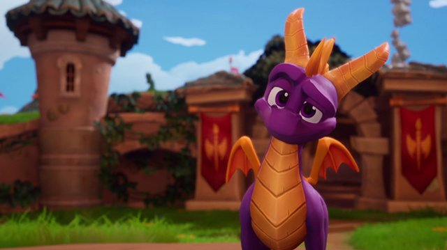 A Heartwarming Spyro Reignited Trilogy Easter Egg Has Just Been Discovered