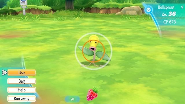 Pokemon Let's Go Berry Types Razz, Nanab, Pinap - What They Do and How To Get Them use berry