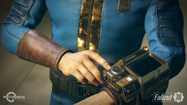 vats in fallout 76 console discs, Gaming's Best Alternate Histories