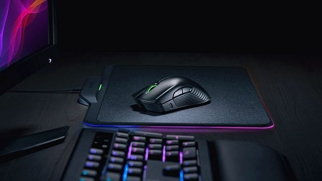 Razer Mamba HyperFlux and Razer Firefly HyperFlux Review side