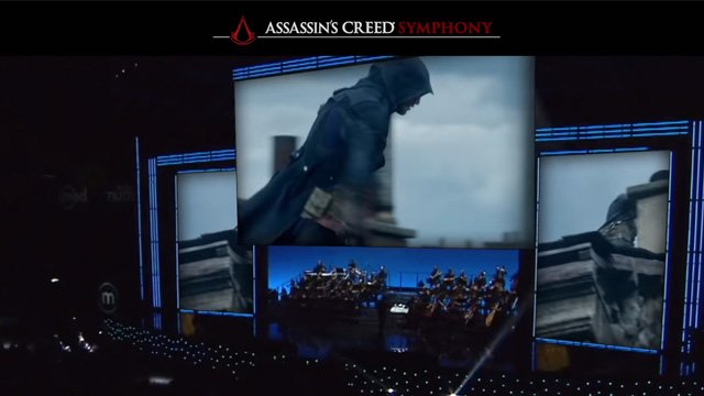 An Assassin's Creed symphony tour ahs been announced for next year.