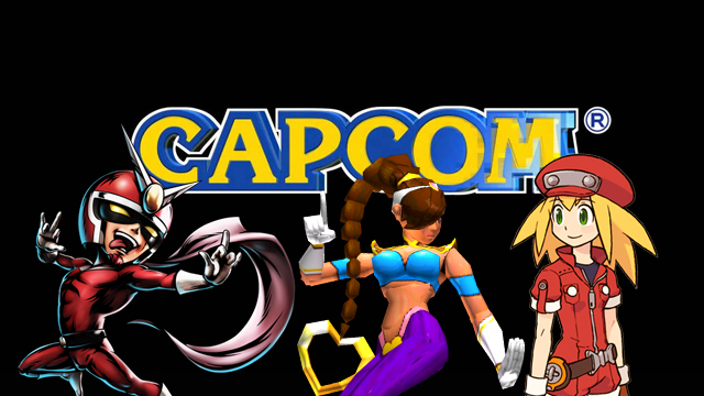 Capcom is Making a Surprise New Game That Will Make You ...