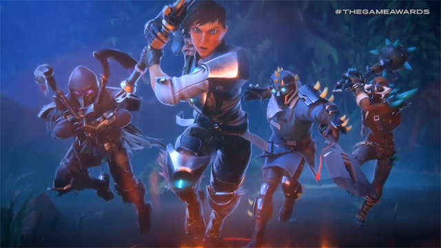 Dauntless is Heading to Xbox One, PS4, and the Switch