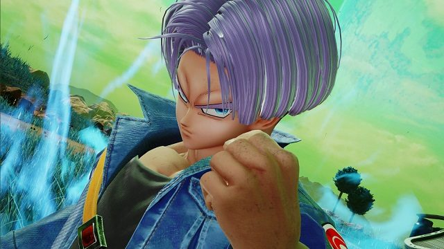 New Jump Force Characters include Trunks from Dragon Ball.