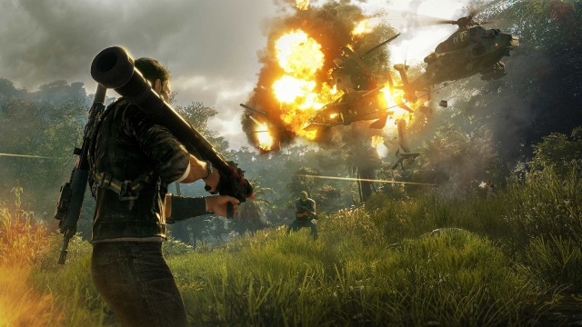 Just Cause 4 Update Patch Notes, crackdown