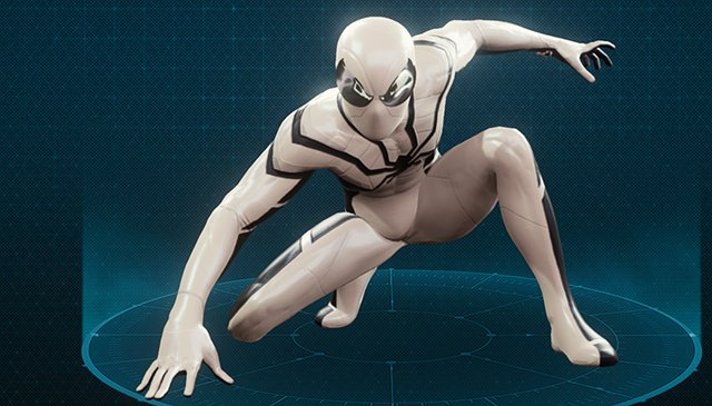 Marvel's Spider-Man ps4 suit