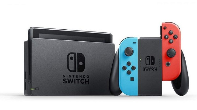 Switch Consoles Most Purchased Item in California on Walmart.com for 2018