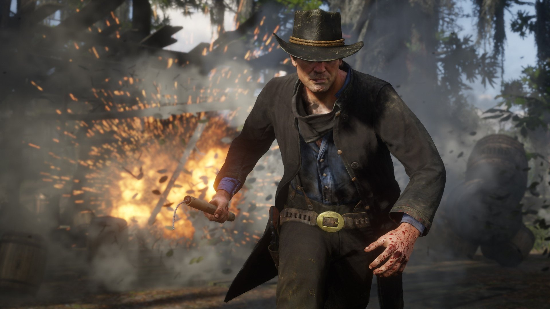 Red Dead Redemption 2 Dynamite Volatile Dynamite
