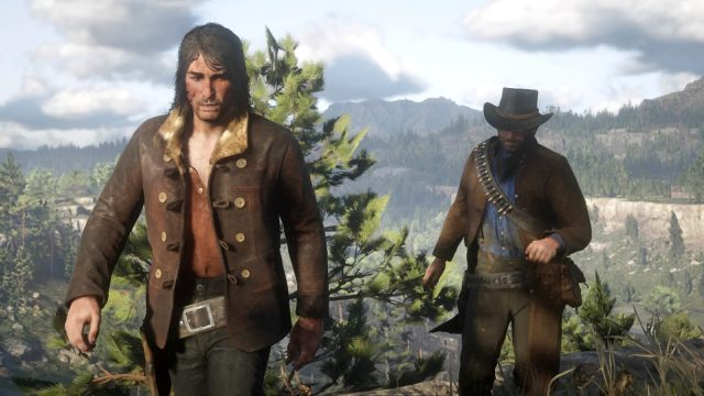 Red Dead Redemption 2 update 1.05