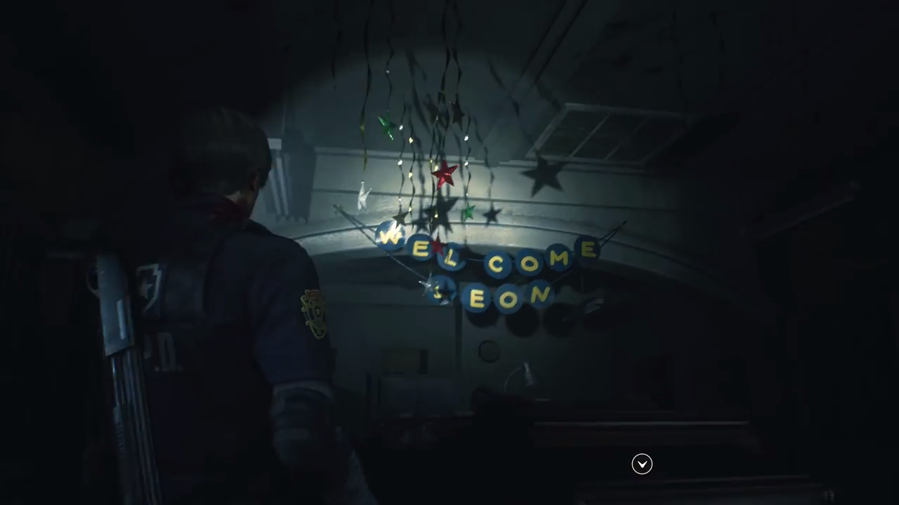 Resident Evil 2 Leon Desk Lock Codes Puzzle Solution