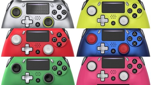 SCUF Vantage Review Color Options