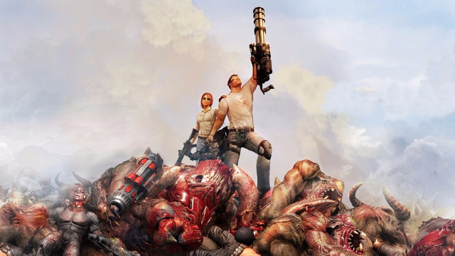 Serious Sam PS4