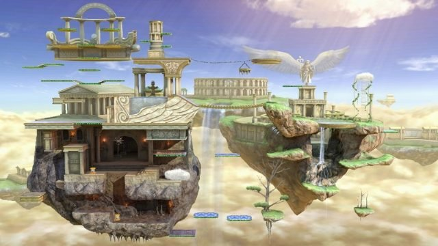 Top 20 Super Smash Bros Stages