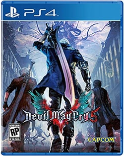 Box art - Devil May Cry 5