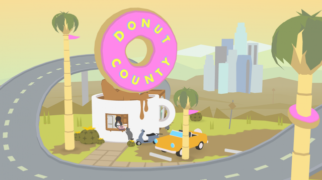 donut county, gorogoa win apple game of the year awards