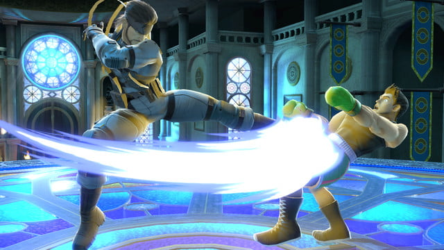 how to change the smash ultimate cpu level in training mode