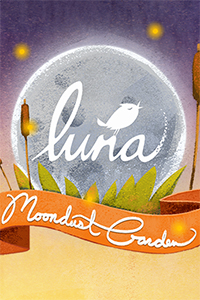 Box art - Luna: Moondust Garden