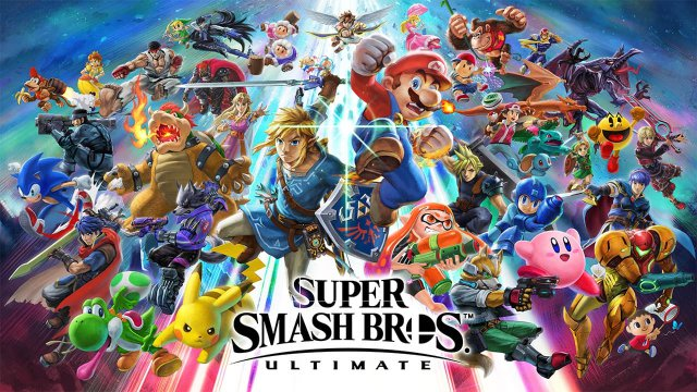 smash ultimate character list