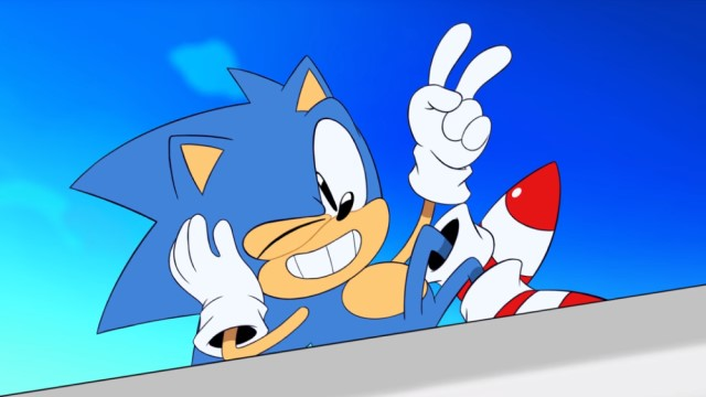 Report Sonic Movie Poster Leak Shows A Weird Looking Sonic