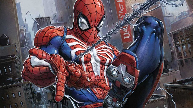 PS4 Spider-Man Gets His Own Comic