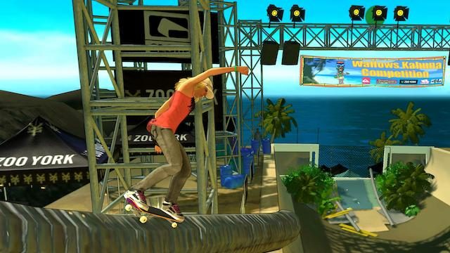 tony hawk shred