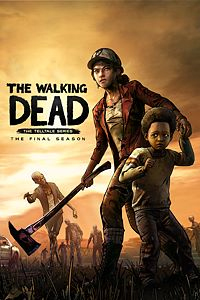 Box art - The Walking Dead: The Final Season