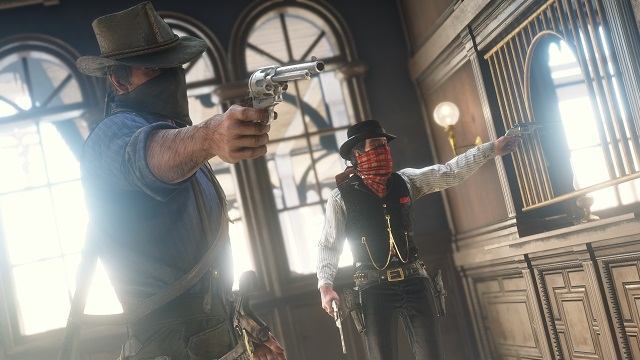 new Sony studio poaches Red Dead Redemption 2 talent